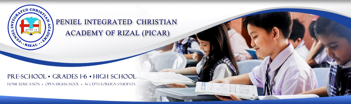Peniel Integrated Christian Academy of Rizal